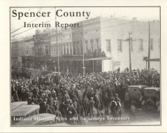Spencer County Interim Report