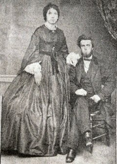 Professor William Hooper and Wife