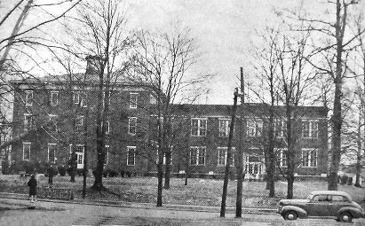 Photo of Rockport High School 1947