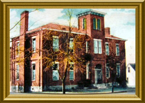Postcard of Seminary School